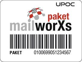 mailworXsPaket-Label